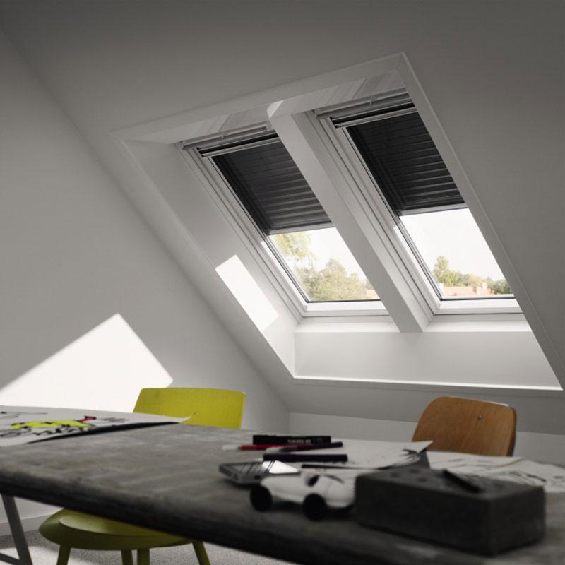 Velux Dachfenster Markise Beautiful Rollaeden Von Velux